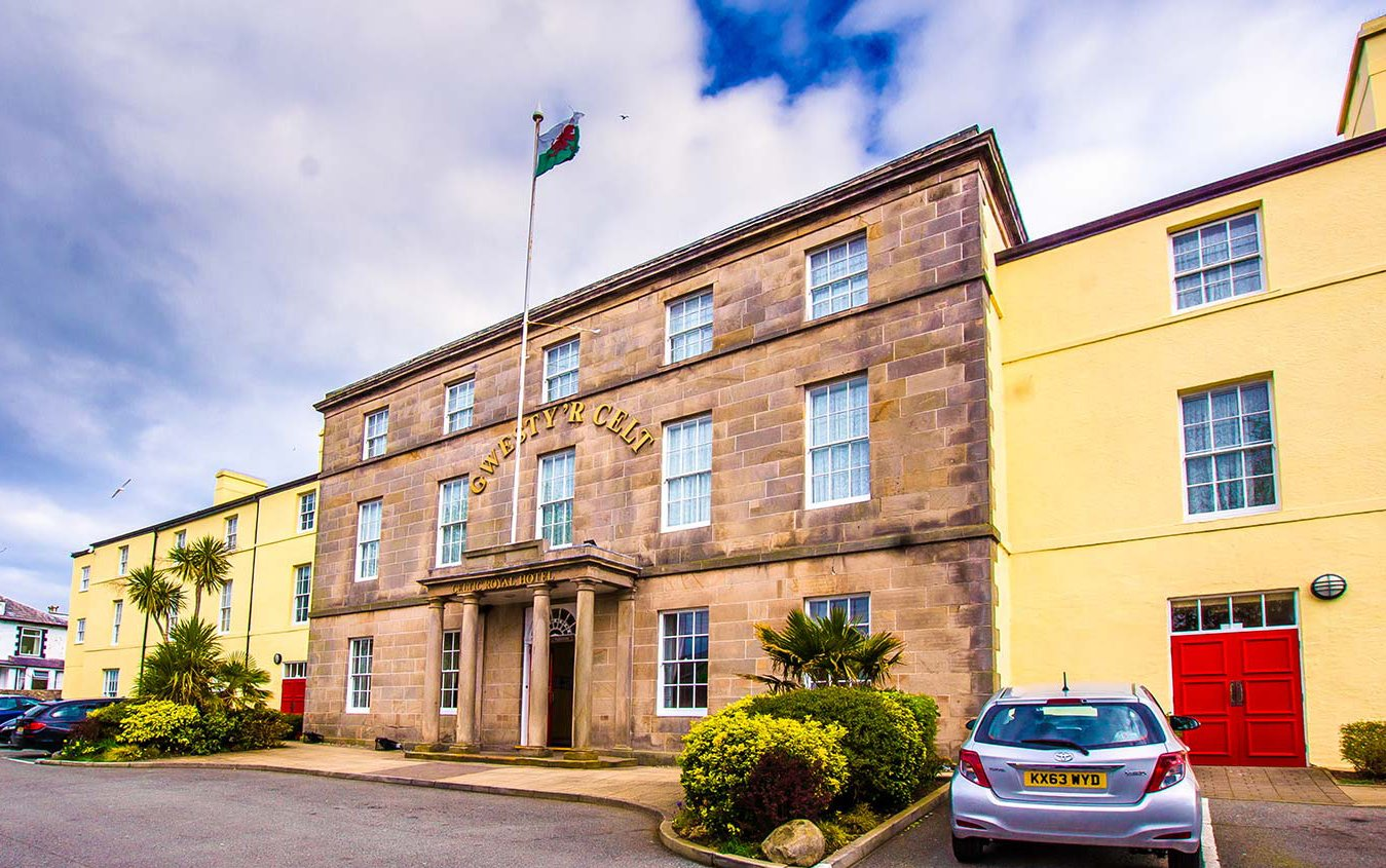 The Celtic Royal Hotel Caernarfon