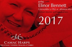 CAMAC Educational workshops promoting the Wales International Harp Festival