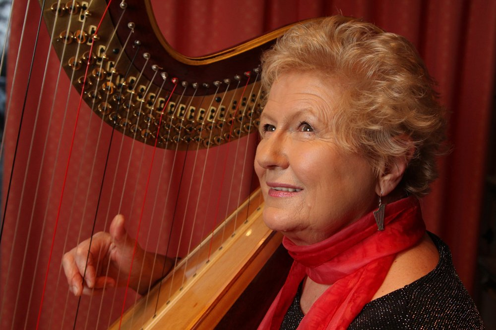 Elinor Bennett (Director, Wales International Harp Festival)